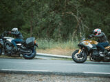 Yamaha Tracer 9 GT vs BMW F 900 XR 2021 5
