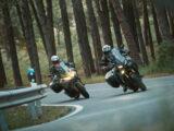 Yamaha Tracer 9 GT vs BMW F 900 XR 2021 6