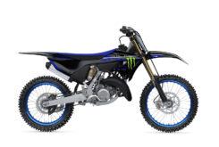 Yamaha YZ125 Monster Energy 2022 motocross (28)