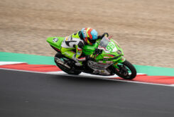 Adrian Huertas Supersport 300 Most WSBK