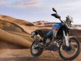 Aprilia Tuareg 660 2022 teaser