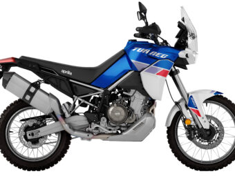 Aprilia Tuareg 660 2022 teaser 2