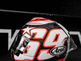 Arai RX 7V Nicky Reset 7