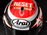 Arai RX 7V Nicky Reset 8