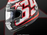 Arai RX 7V Nicky Reset poster