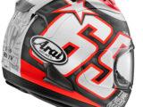 Arai RX 7V Nicky Reset rear