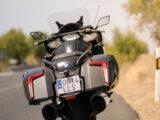 BMW K1600B prueba viaje 1
