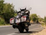 BMW K1600B prueba viaje 4