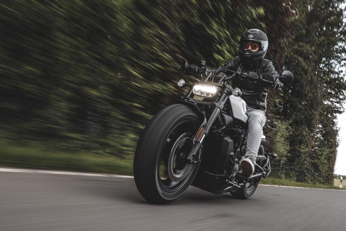 Harley Davidson Sportster S 1250T 2021 2770