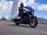 Harley Davidson Street Glide Special 2021 Arctic Blast limitada 1