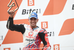 Jorge Martin podio MotoGP Austria (3)
