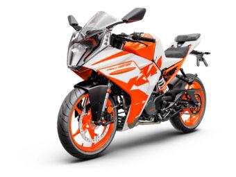 KTM RC 125 2022 2