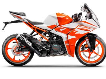 KTM RC 125 2022 3