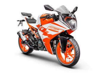 KTM RC 125 2022