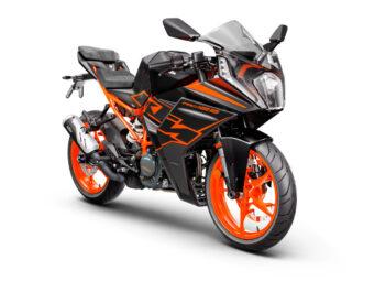 KTM RC 125 2022 9