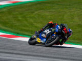 Marco Bezzecchi Moto2 Estiria