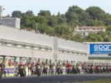 Moto Guzzi Fast Endurance European Cup 2021 carrera Vallelunga 11