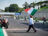 Moto Guzzi Fast Endurance European Cup 2021 carrera Vallelunga 13