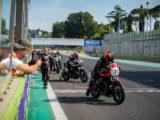 Moto Guzzi Fast Endurance European Cup 2021 carrera Vallelunga 14