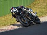 Moto Guzzi Fast Endurance European Cup 2021 carrera Vallelunga 15