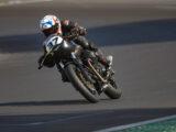 Moto Guzzi Fast Endurance European Cup 2021 carrera Vallelunga 16