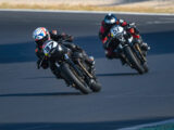Moto Guzzi Fast Endurance European Cup 2021 carrera Vallelunga 17