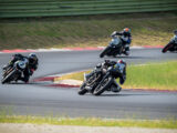 Moto Guzzi Fast Endurance European Cup 2021 carrera Vallelunga 23