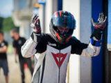 Moto Guzzi Fast Endurance European Cup 2021 carrera Vallelunga 27
