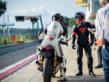 Moto Guzzi Fast Endurance European Cup 2021 carrera Vallelunga 28