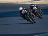 Moto Guzzi Fast Endurance European Cup 2021 carrera Vallelunga 32
