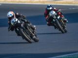 Moto Guzzi Fast Endurance European Cup 2021 carrera Vallelunga 33