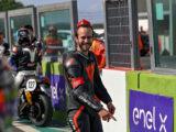 Moto Guzzi Fast Endurance European Cup 2021 carrera Vallelunga 34