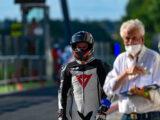 Moto Guzzi Fast Endurance European Cup 2021 carrera Vallelunga 38