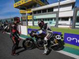 Moto Guzzi Fast Endurance European Cup 2021 carrera Vallelunga 40