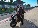 Moto Guzzi Fast Endurance European Cup 2021 carrera Vallelunga 41