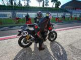 Moto Guzzi Fast Endurance European Cup 2021 carrera Vallelunga 43
