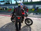 Moto Guzzi Fast Endurance European Cup 2021 carrera Vallelunga 44