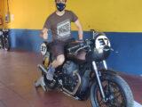 Moto Guzzi Fast Endurance European Cup 2021 carrera Vallelunga 49