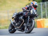 Moto Guzzi Fast Endurance European Cup 2021 carrera Vallelunga 5