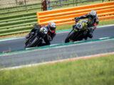 Moto Guzzi Fast Endurance European Cup 2021 carrera Vallelunga 6