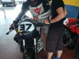 Moto Guzzi Fast Endurance European Cup 2021 carrera Vallelunga 60