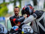 Moto Guzzi Fast Endurance European Cup 2021 carrera Vallelunga 8