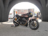 Moto Guzzi Fast Endurance European Cup 2021 carrera Vallelunga V7 III Stone