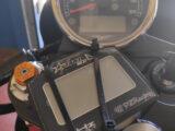 Moto Guzzi Fast Endurance European Cup 2021 carrera Vallelunga laptimer