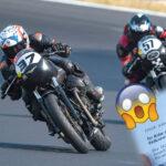 Moto Guzzi Fast Endurance European Cup 2021 carrera resistencia Vallelunga