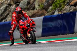 Pecco Bagnaia MotoGP Austria 2021