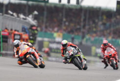 Pol Espargaro lider carrera MotoGP Silverstone