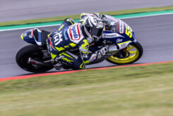 Romano Fenati pole Moto3 Silverstone