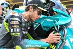 Valentino Rossi MotoGP retirada