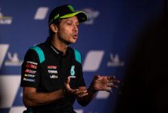 Valentino Rossi rueda prensa retirada (28)